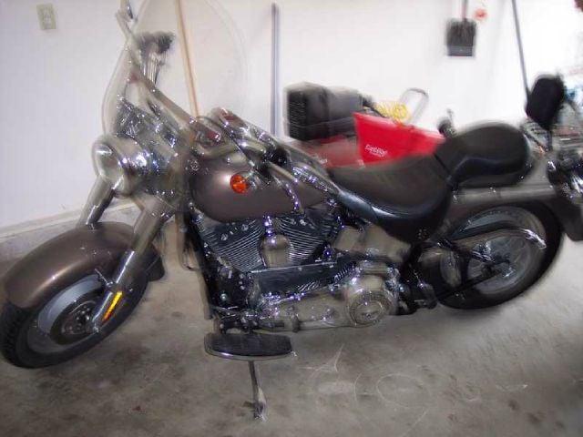 2004 Harley-Davidson Fatboy Street