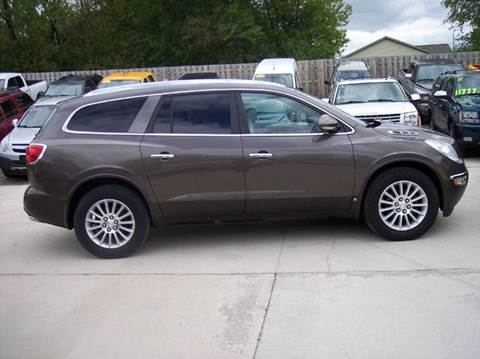 used buick enclave for sale mason city ia. Black Bedroom Furniture Sets. Home Design Ideas