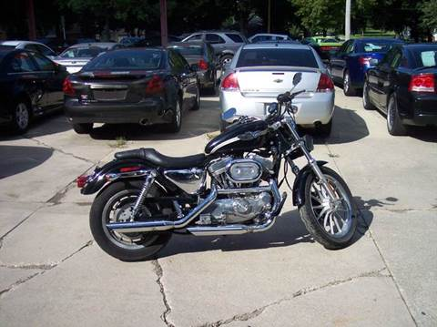 2003 Harley-Davidson Sportster for sale in Mason City, IA