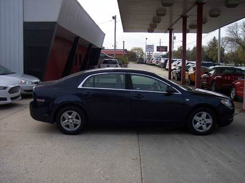 2008 Chevrolet Malibu for sale in Mason City, IA