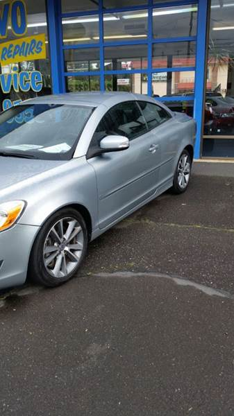 2011 Volvo C70 T5 2dr Convertible - Portland OR