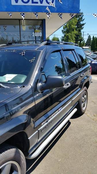 2004 Jeep Grand Cherokee 4dr Freedom Edition 4WD SUV - Portland OR