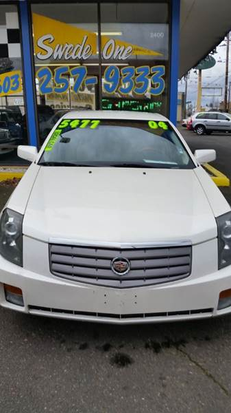 2004 Cadillac CTS 4dr Sedan - Portland OR