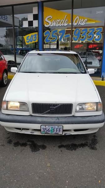 1995 Volvo 850 Turbo 4dr Sedan - Portland OR