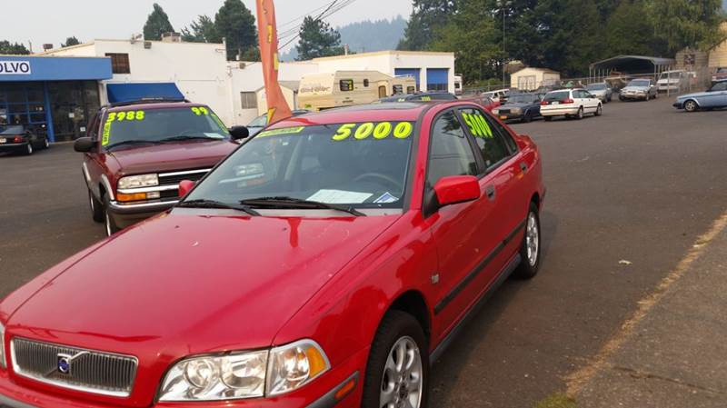 2000 Volvo S40 4dr Turbo Sedan - Portland OR