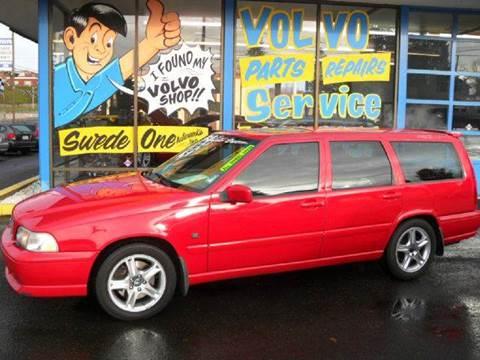 1999 Volvo V70 R