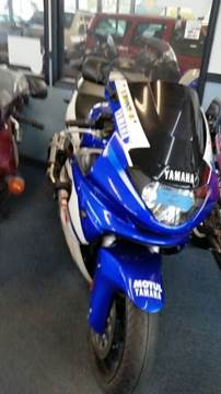 2007 Yamaha YZF600R