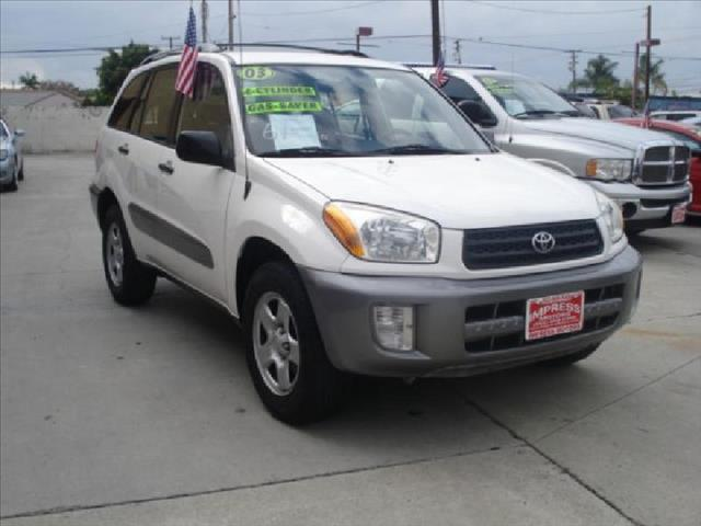 2003 Toyota RAV4 for sale in Downey CA