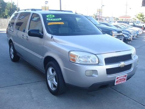 2006 Chevrolet Uplander for sale in Downey, CA
