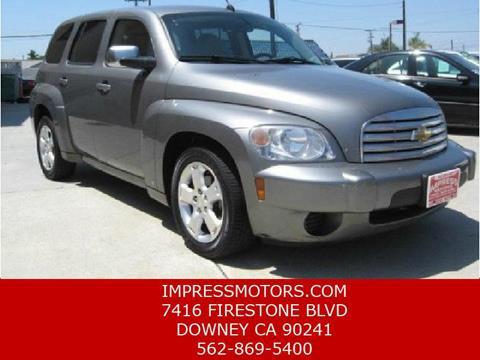 Chevrolet Hhr For Sale In California Carsforsale Com