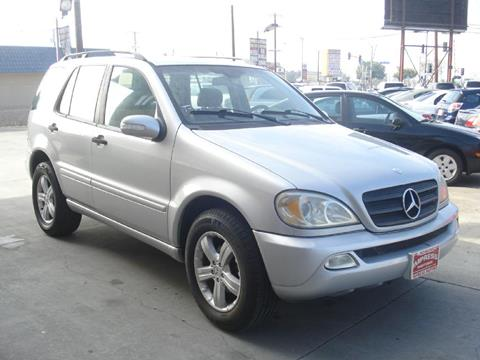 2002 Mercedes-Benz M-Class for sale in Downey, CA