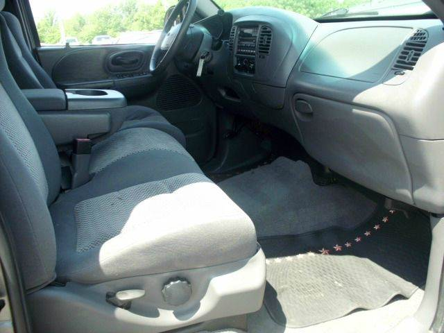 2002 Ford F-150 4dr SuperCrew XLT 2WD Styleside SB - Greenwood IN