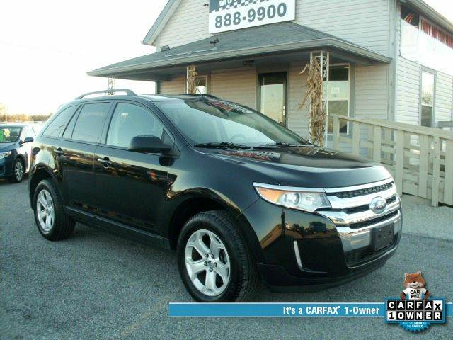 2014 ford edge for sale in zumbrota mn. Black Bedroom Furniture Sets. Home Design Ideas