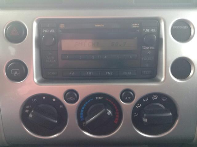 2008 Toyota FJ Cruiser 4x4 4dr SUV 5A - Greenwood IN