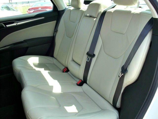 2016 Ford Fusion Titanium 4dr Sedan - Greenwood IN