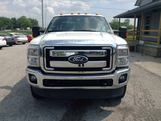 2012 Ford F-250 Super Duty 4x4 XLT 4dr SuperCab 8 ft. LB Pickup - Greenwood IN