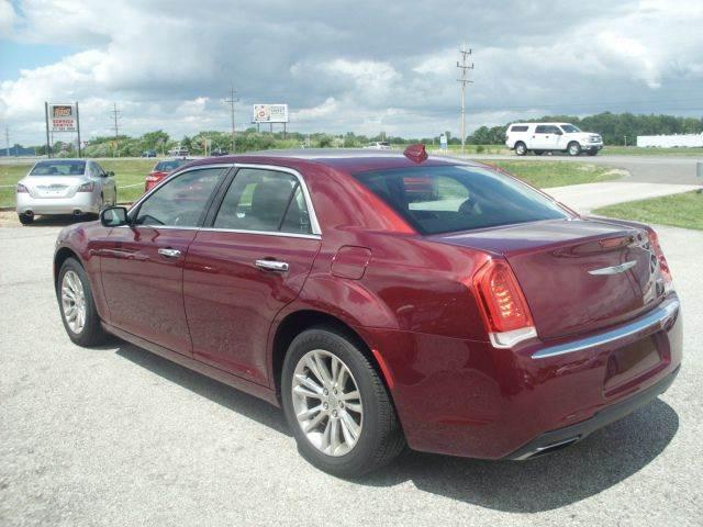 2016 Chrysler 300 C 4dr Sedan - Greenwood IN