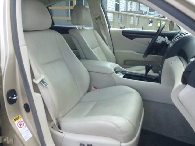 2007 Lexus LS 460 4dr Sedan - Greenwood IN