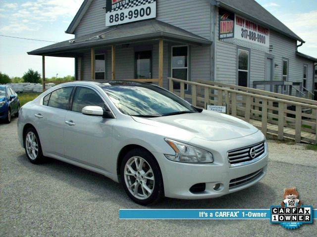2013 Nissan Maxima 3.5 SV 4dr Sedan - Greenwood IN