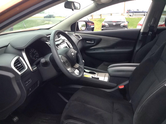 2015 Nissan Murano SV 4dr SUV - Greenwood IN