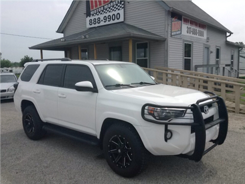2014 Toyota 4Runner for sale in Greenwood, IN