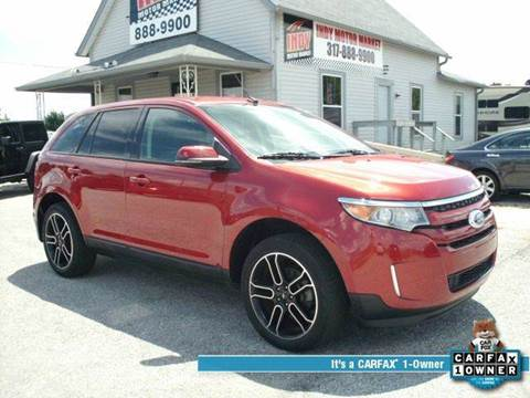 2013 Ford Edge for sale in Greenwood, IN