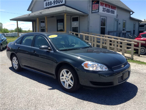 2013 Chevrolet Impala for sale in Greenwood, IN