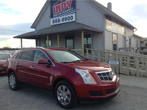 2011 Cadillac SRX for sale in Greenwood, IN