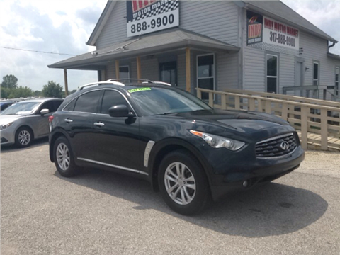 2010 Infiniti FX35 for sale in Greenwood, IN