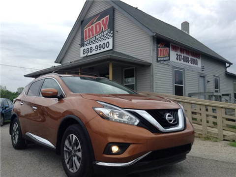 2015 Nissan Murano for sale in Greenwood, IN