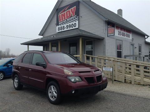 2004 Pontiac Aztek for sale in Greenwood, IN