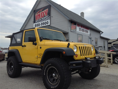 2008 Jeep Wrangler for sale in Greenwood, IN
