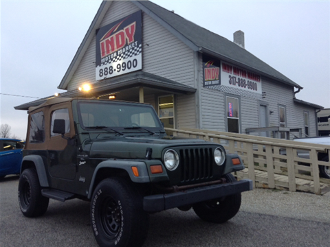 1997 Jeep Wrangler for sale in Greenwood, IN