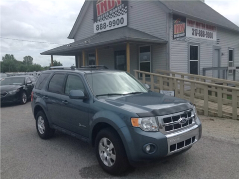 2011 Ford Escape Hybrid for sale in Greenwood, IN