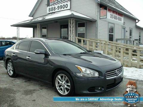 2010 Nissan Maxima for sale in Greenwood, IN