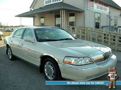 2007 Lincoln Town Car for sale in Greenwood, IN