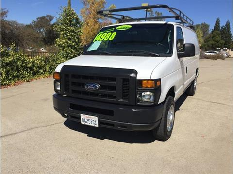 2011 Ford E-Series Cargo for sale in Shingle Springs, CA