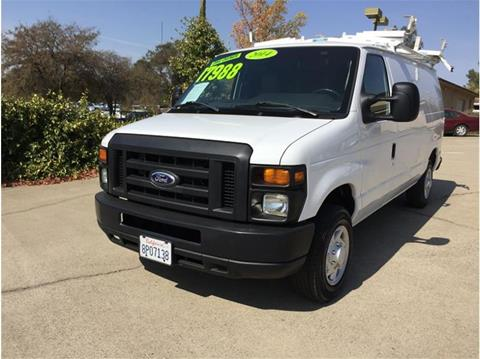 2014 Ford E-Series Cargo for sale in Shingle Springs, CA