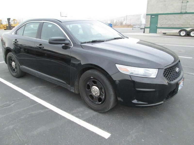 2013 ford taurus awd police interceptor 4dr sedan in kansas city mo government fleet sales. Black Bedroom Furniture Sets. Home Design Ideas
