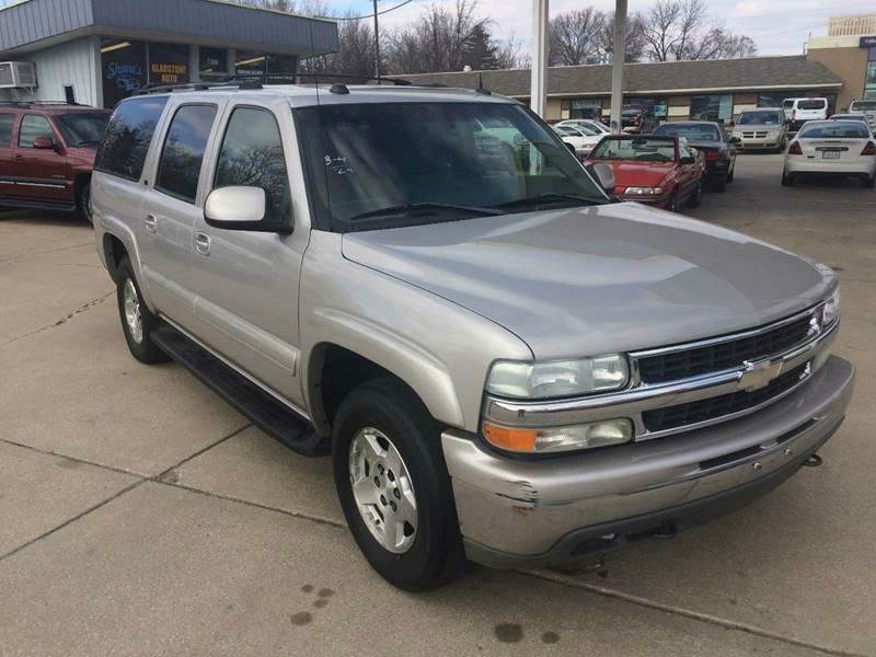 2004 chevrolet suburban 1500 lt 4wd 4dr suv in kansas city mo government fleet sales. Black Bedroom Furniture Sets. Home Design Ideas