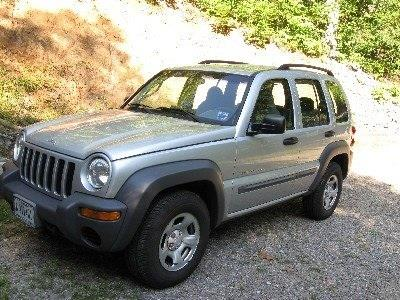 2002 Jeep Liberty Sport - Kansas City MO