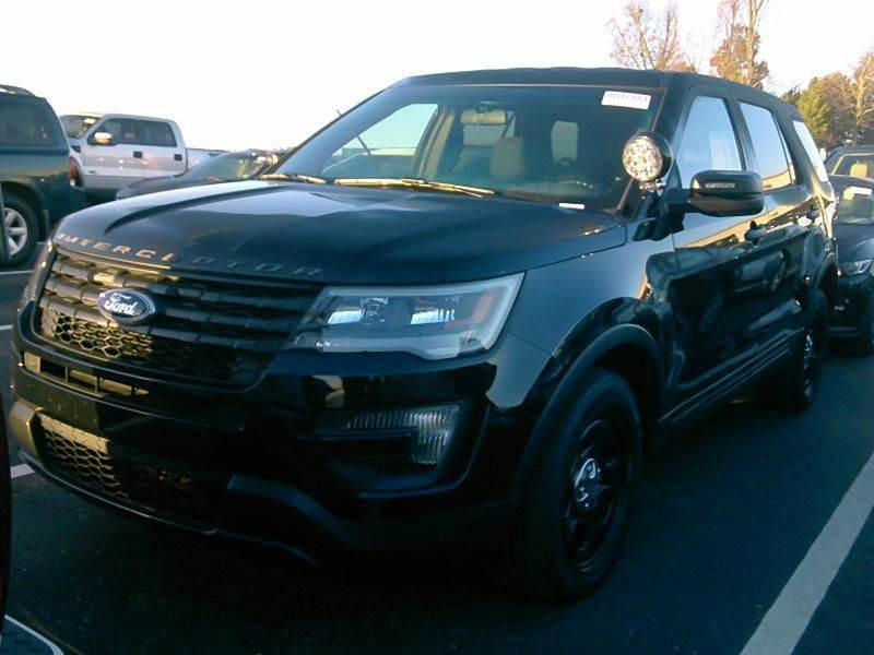 2016 ford explorer awd police interceptor 4dr suv in. Black Bedroom Furniture Sets. Home Design Ideas