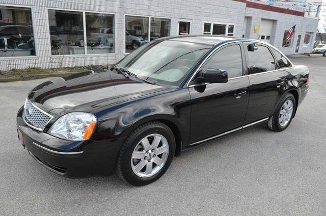 2007 ford five hundred sel 4dr sedan in kansas city mo government fleet sales. Black Bedroom Furniture Sets. Home Design Ideas