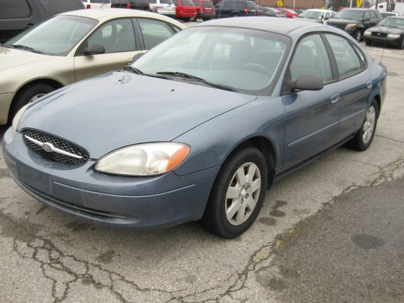 2001 ford taurus lx 4dr sedan in kansas city mo. Black Bedroom Furniture Sets. Home Design Ideas