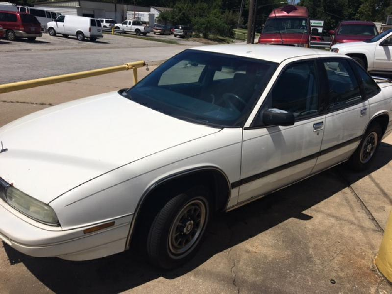 1992 Buick Regal Custom 4dr Sedan Buy Here Pay Here In