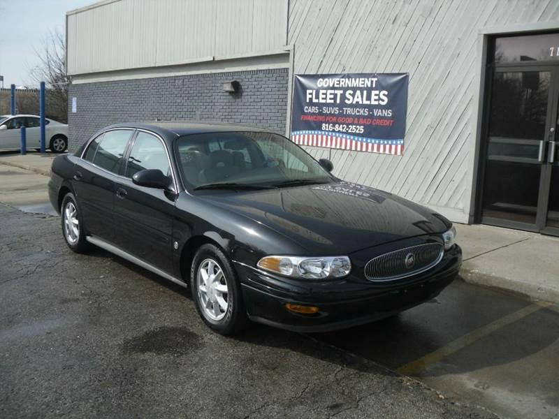 2004 buick lesabre limited 4dr sedan in kansas city mo. Black Bedroom Furniture Sets. Home Design Ideas