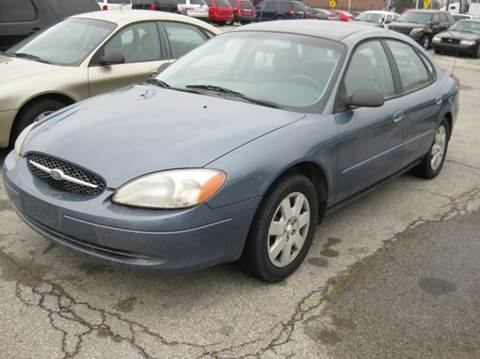 2001 Ford Taurus for sale in Kansas City, MO