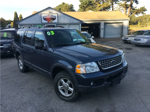 2003 Ford Explorer for sale in East Falmouth, MA