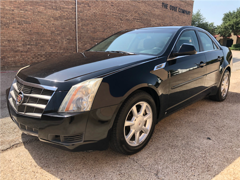 2008 Cadillac CTS for sale in Dallas, TX