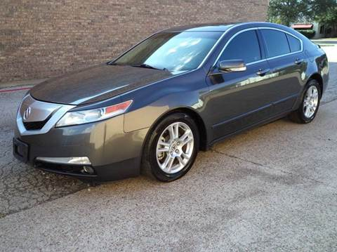 2010 Acura TL for sale in Dallas, TX